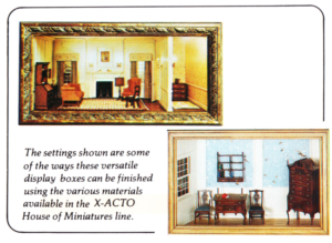 Displaying Miniatures