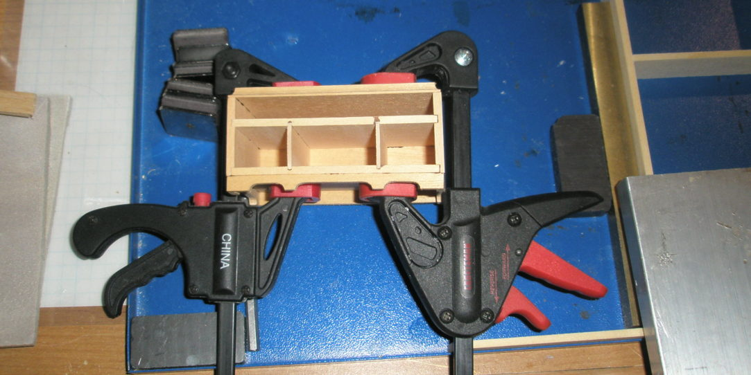 Miniature Jigs and Clamps
