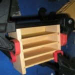 Small Bar Clamps in Use
