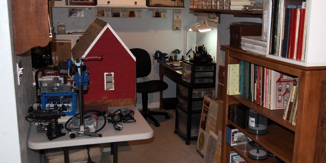 Miniatures Workspace