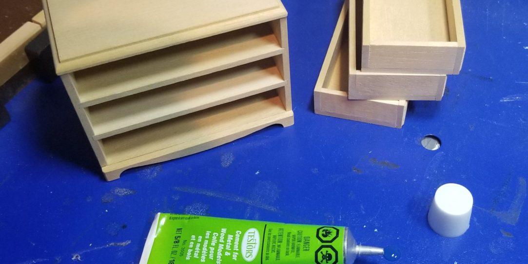 Testors Wood Glue